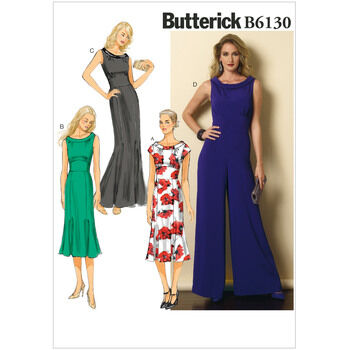 Butterick pattern B6130