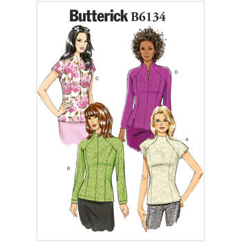 Butterick pattern B6134