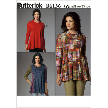 Butterick pattern B6136