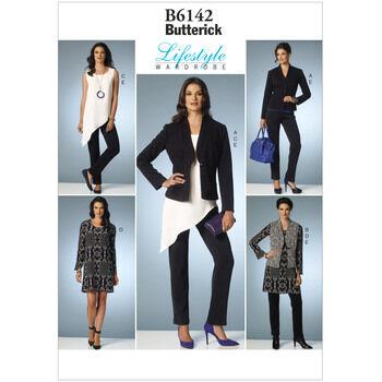 Butterick pattern B6142