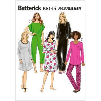 Butterick pattern B6144
