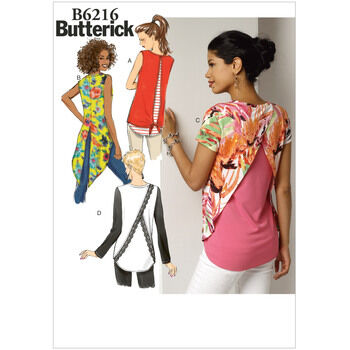 Butterick pattern B6216