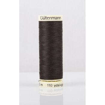 Gutermann Dark Brown Sew-All Thread: 100m (697)