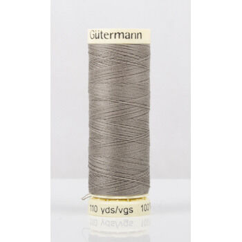 Gutermann Grey Sew-All Thread: 100m (241)