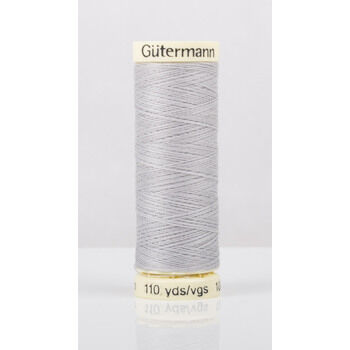 Gutermann Grey Sew-All Thread: 100m (38)