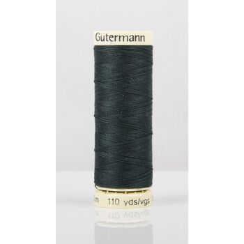 Gutermann Green Sew-All Thread: 100m (472)
