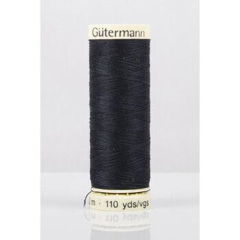 Gutermann Dark Navy Sew-All Thread: 100m (665)
