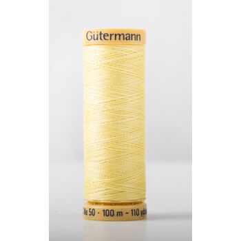 Natural Cotton Thread: 100m: Col. 349