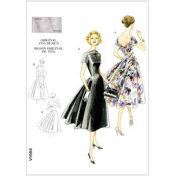 Vogue pattern V1084