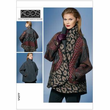 Vogue pattern V1277