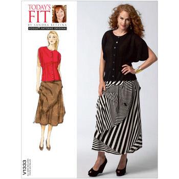 Vogue pattern V1333