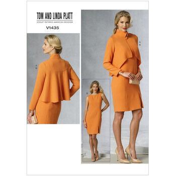 Vogue pattern V1435