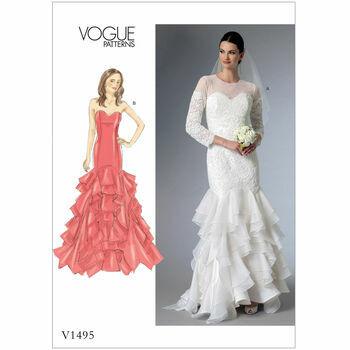 Vogue pattern V1495
