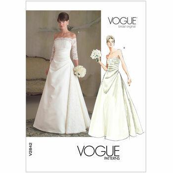 Vogue pattern V2842