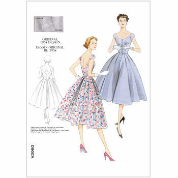 Vogue pattern V2960