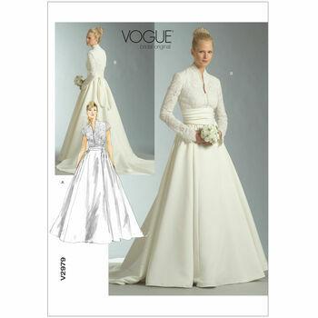 Vogue pattern V2979