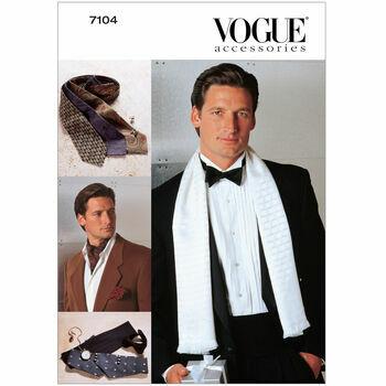 Vogue pattern V7104