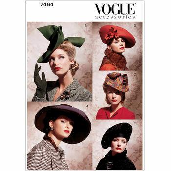 Vogue pattern V7464
