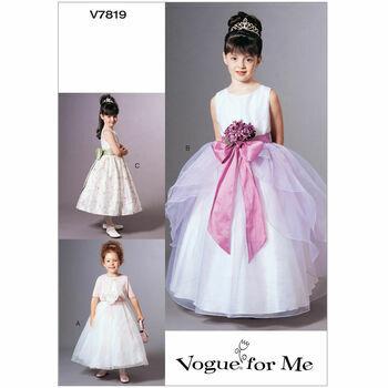 Vogue pattern V7819