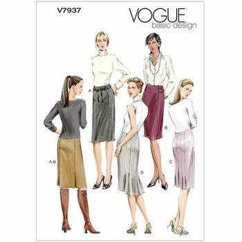 Vogue pattern V7937