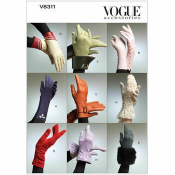 Vogue pattern V8311