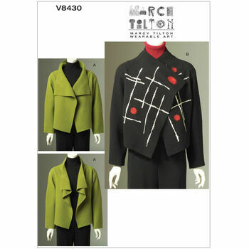 Vogue pattern V8430