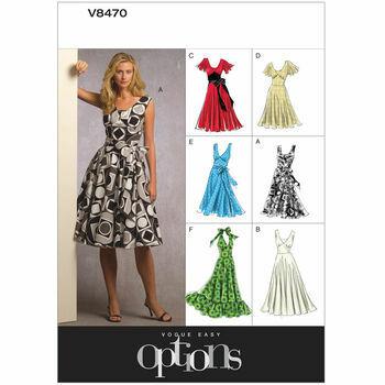 Vogue pattern V8470