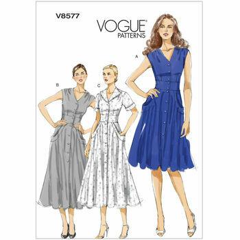 Vogue pattern V8577