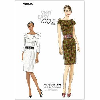 Vogue pattern V8630