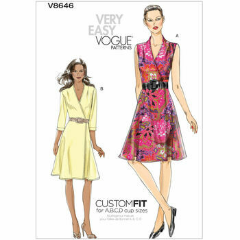 Vogue pattern V8646