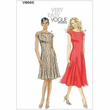 Vogue pattern V8665