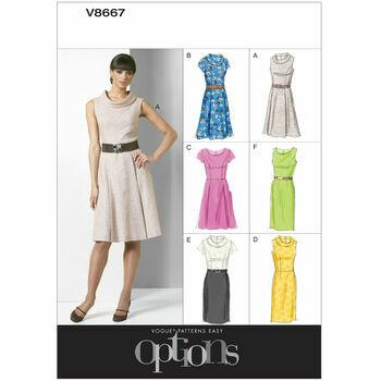 Vogue pattern V8667
