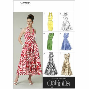 Vogue pattern V8727