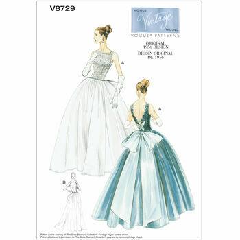 Vogue pattern V8729