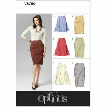 Vogue pattern V8750