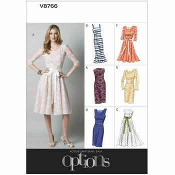 Vogue pattern V8766