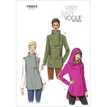 Vogue pattern V8854