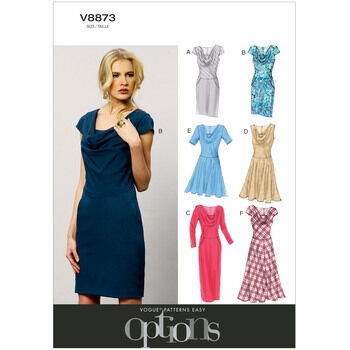 Vogue pattern V8873