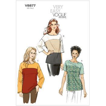 Vogue pattern V8877