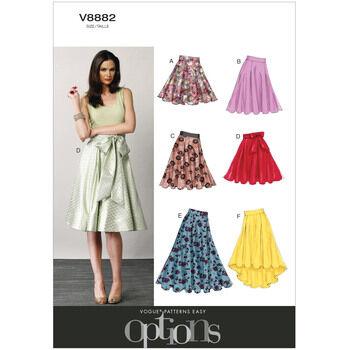 Vogue pattern V8882