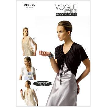 Vogue pattern V8885