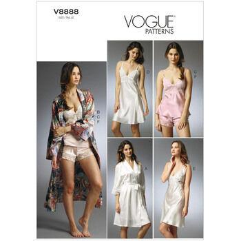 Vogue pattern V8888
