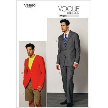Vogue pattern V8890