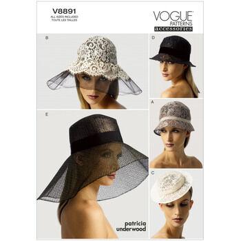 Vogue pattern V8891