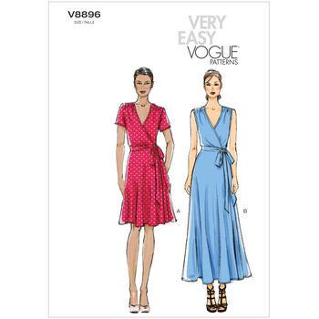 Vogue pattern V8896
