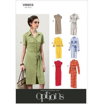 Vogue pattern V8903