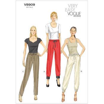 Vogue pattern V8909