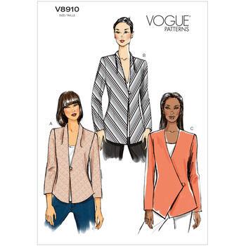 Vogue pattern V8910
