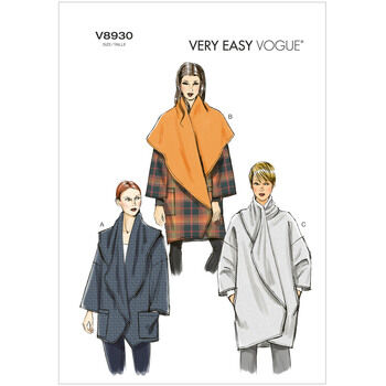 Vogue pattern V8930