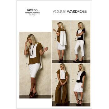 Vogue pattern V8938